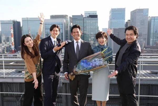 織田裕二主演・Hey! Say! JUMP中島裕翔出演「SUITS/スーツ2」撮了 新型コロナ影響で8カ月に及ぶ