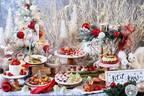 ザストリングス表参道でクリスマススイーツビュッフェ「眠れる森のスイーツガーデン」開催