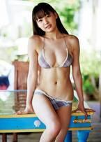「ミスヤングマガジン」吉澤遥奈、フレッシュボディで魅了「自分史上最高」