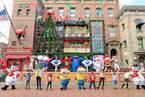 USJ、2020年クリスマスプログラムお披露目 初登場のストリート・パーティなど公開