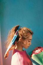 """桜井玲香、レトロなファッション&ヘアで""""大人かわいい""""姿に挑戦"""
