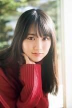 乃木坂46賀喜遥香、眩しい微笑みにうっとり