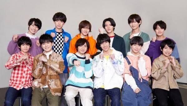 少年忍者12名の初主演ドラマ「文豪少年!」関連番組が決定