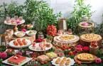 スイーツビュッフェ「Very Very Berry」宮崎で開催、約50種のベリー系スイーツや軽食