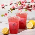 シェイクシャック、日本初登場「桜レモネード」&桜やチェリーのシェイク登場