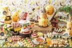 デザートブッフェ「森の中でハニーハント」はちみつとチーズを贅沢に使用&ハーゲンダッツのパフェ付