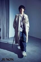 [Alexandros]川上洋平、5年ぶりに「JUNON」登場 好きな子がいるなら…「想像のなかでつきあっちゃえばいい」