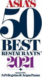 「アジアのベストレストラン50」2021年版リスト発表、日本のレストランがTOP3入り