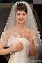"""夏目三久、夫・有吉弘行は""""目標"""" 結婚祝福に照れ"""