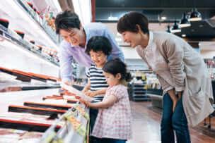 夫婦2人の平均的な食費は○万円!無理なく節約する方法