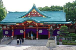東京都で安産祈願を行うのにオススメな神社10選