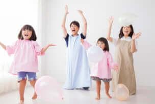 子どもためのリトミックとは? 音楽で楽しく育む人格形成の3つの要素