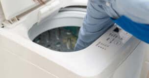 洗濯機をキレイにするには重曹を使うのが一番! 重曹による洗浄方法