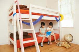 子供部屋の間取りやレイアウトは? 子供が2人いる場合は?