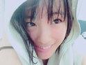 モデルで女優の大友花恋、お風呂上がりのすっぴんショットを披露!