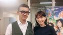 飯豊まりえ、ツイッターにあげた渡部篤郎との2ショット写真が反響!