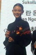杉咲花、釜山国際映画祭でフェイス・オブ・アジア賞受賞!