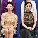 松雪泰子、小島聖らが飾り窓の女に/舞台「この熱き私の激情」開幕直前会見
