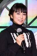 柴咲コウが渋谷ヒカリエでクリスマスツリー点灯式に出席!