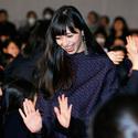 中条あやみ、志尊淳、小関裕太のサプライズ登場に女子中高生が大興奮!