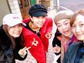 松井玲奈が公開した木南晴夏、内田理央らとの4ショット写真をファン称賛!