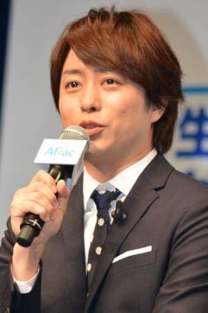 櫻井翔、健康年齢28歳に満足も、西島秀俊の22歳に「年下じゃん」と脱帽