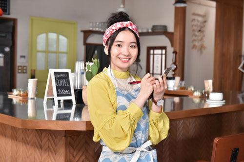 哀川翔の娘・福地桃子、中谷美紀主演ドラマ『あなたには帰る家がある』に出演