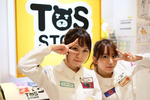 SKE48の大場美奈と高柳明音が1日店長!次回の1日店長にも意欲