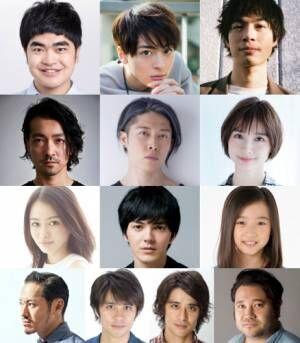 MIYAVI、篠田麻里子らが出演!映画『ギャングース』追加キャスト発表