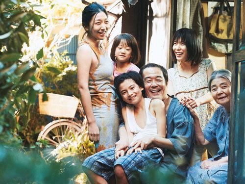 是枝監督最新作『万引き家族』がカンヌ映画祭コンペ部門に正式出品!