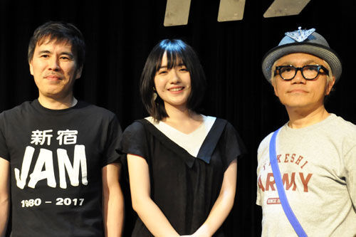 水道橋博士、オフィス北野での映画作りに意欲!