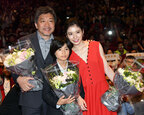 是枝裕和監督、松岡茉優らが上海国際映画祭で舞台挨拶/『万引き家族』