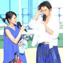 佐野勇斗、葵わかならにドッキリを仕掛けられずぶ濡れに!