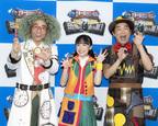 芦田愛菜、1万人前に堂々初舞台。共演の八嶋智人、山崎樹範も太鼓判