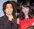 三浦翔平と桐谷美玲が結婚「いつまでもくだらないことで笑っていられるような家庭を」