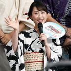 松井玲奈が衝撃告白!「まだ〇〇を取りに行っていない」に会場驚き
