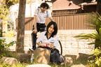 松本穂香、子猫にメロメロ!『あの頃、君を追いかけた』メイキング映像解禁