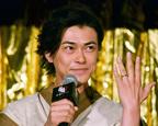 前田敦子と結婚したばかりの勝地涼『銀魂2』舞台挨拶で指輪披露!