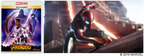 本邦初公開!スパイダーマン、アイアンマンのVFXメイキング映像解禁!