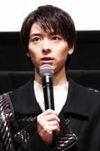 高杉真宙、sumikaらが舞台挨拶/アニメ映画『君の膵臓をたべたい』