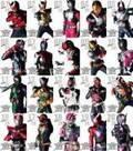 『クウガ』から『ジオウ』まで!平成仮面ライダー20人のポスター完成!