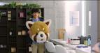 吉沢亮がレッサーパンダの着ぐるみ姿で落ち込む新木優子を全力応援!