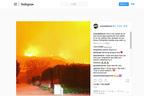 セレブの家も全焼、カリフォルニア州山火事でガガやK・カーダシアンらが避難