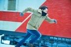 登坂広臣が中条あやみを思いながら全力疾走!『雪の華』メイキング映像解禁