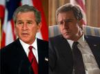 サム・ロックウェル演じるブッシュ大統領がホンモノと激似!