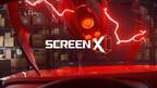3面マルチ上映システム「ScreenX」のシアター数が全世界で200館突破