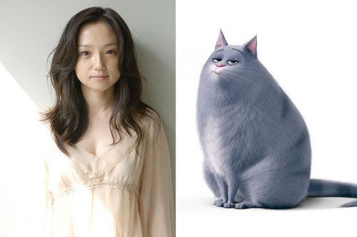 映画『ペット2』永作博美演じる猫のクロエにフォーカスした特別映像解禁