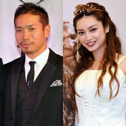 長友佑都選手、妻・平愛梨の第2子妊娠を報告