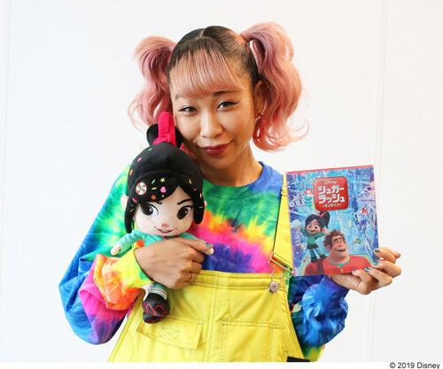 青山テルマ『シュガー・ラッシュ:オンライン』は「目でも耳でも心でも楽しめる1作」