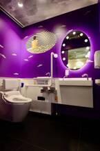 ラフォーレ原宿のトイレが奇妙なアート空間に!